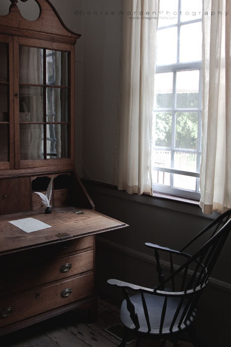 18th Century office