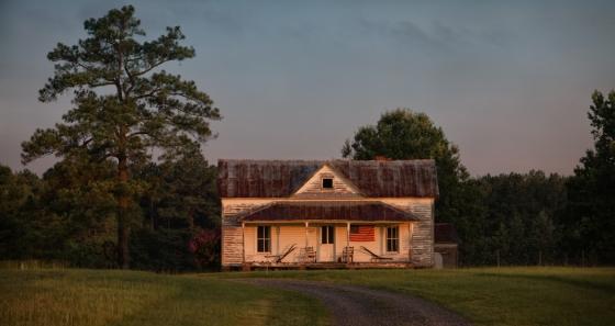 The Homestead | 10 3/4 x 20 |Archival cotton rag giclee | Originally 425.00 | Purchase